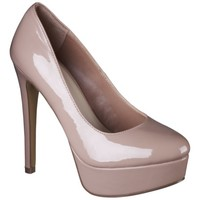 Women's Xhilaration® Sae Pumps - Fawn