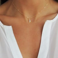 Celeste Necklace - Christine Elizabeth Jewelry™