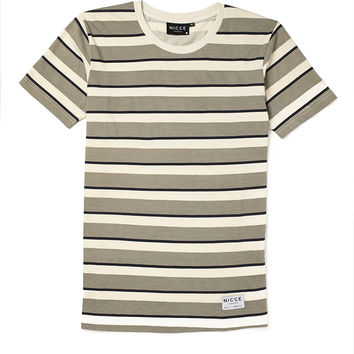 Nicce Stripe T-shirt