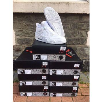 DCCKV2S Air Jordan 4 Pure Money Uk10 Us11 Eu45