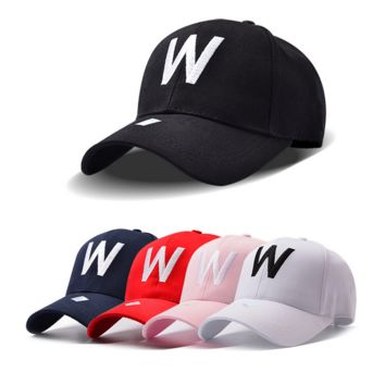 Outdoor Sports W Embroidered Baseball Cap Hat