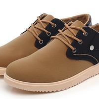Mens Modern Classic Low Boots
