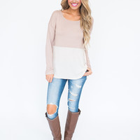 Mocha Chiffon Bottom Top
