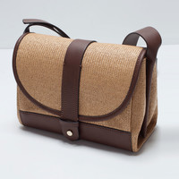Combined messenger bag