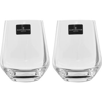 Two Pack Design Collection Tumblers 37ml - Bar & Glassware - Cookware & Dining - Home - TK Maxx