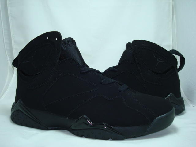 finest selection be341 7bfd6 Air Jordan 7 (VII) Retro - ALL Black [bsA850923] - $73.40 : Cheap air  Jordans, buy Jordans