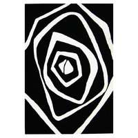 You should see this Paris Black Rug on Daily Sales!