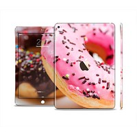 The Sprinkled Donuts Skin Set for the Apple iPad Air 2