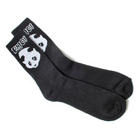 Enjoi American Socko Socks - Black at Urban Industry