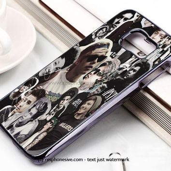 Harry Styles Bandana Samsung Galaxy S6 and S6 Edge Case