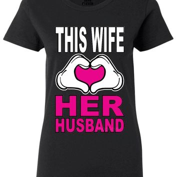Women's Super Cute Couple Love Shirts
