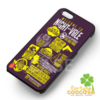 Welcome to Night Vale Phone Case -EnLs for iPhone 4/4S/5/5S/5C/6/6+,samsung S3/S4/S5/S6 Regular/S6 Edge,samsung note 3/4
