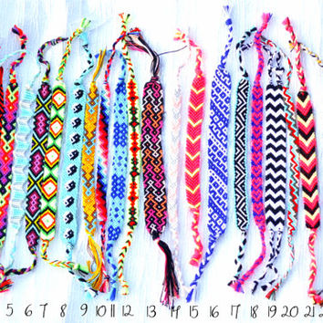 Cute Friendship Bracelets
