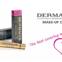 Dermacol Make-Up Cover 30 g Waterproof Hypoallergenic SPF-30