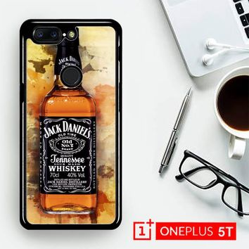 Jack Daniels Drinks W4917  OnePLus 5T / One Plus 5T Case