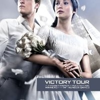 The Hunger Games Catching Fire : 11 x 17 inches (28cm x 44cm) : movie poster (c) : Jennifer Lawrence, Josh Hutcherson