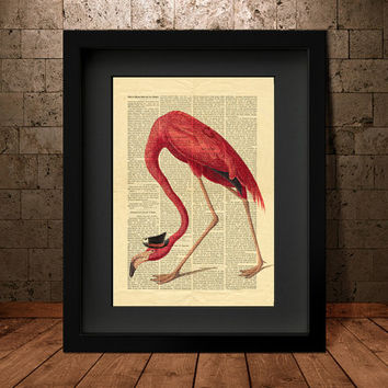 best pink flamingo home decor products on wanelo pink flamingo pink flamingo artpink flamingo decor
