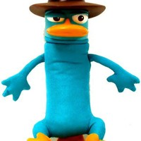Disney Gabble Head Phineas and Ferb Plush -- Perry