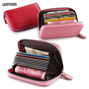 Patent Leather Zipper Cute Wallets Women Small Red Purse Ladies Fashion Billeteras mujer Cartera Portefeuille Femme