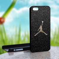 Nike Air Jordan Logo Custom - Photo on Hard Cover For iPhone 5