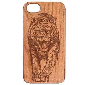 Angry Tiger Phone Case