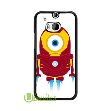 Despicable Me Minion Iron Ma  Phone Cases for iPhone 4/4s, 5/5s, 5c, 6, 6 plus, Samsung Galaxy S3, S4, S5, S6, iPod 4, 5, HTC One M7, HTC One M8, HTC One X