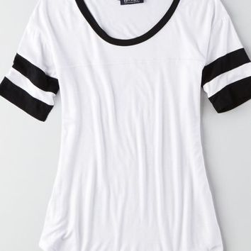 AEO Women's Football Jegging T-shirt from American Eagle