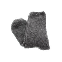 Hue Womens Wool Blend Boucle Crew Socks