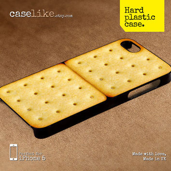 iPhone 5 Case - Biscuit iPhone Case - iPhone 4s Case / iPhone 4 Case