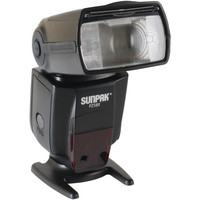 Sunpak Pz58x Flash For Nikon Dslr
