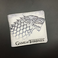 Stark Game Of Thrones Wallet