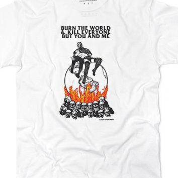 You And Me (Burn The World) T-Shirt