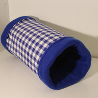Reinforced Guinea Pig Tunnel Hedgehog Tube Ferret Tunnel Rat Hidey Pet Cage Supplies Guinea Pig Accessories Hedge hog Toy Small Pet Tunnel