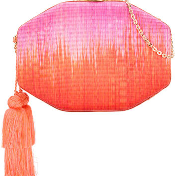 Rafe Clutch Com Padronagem - Farfetch
