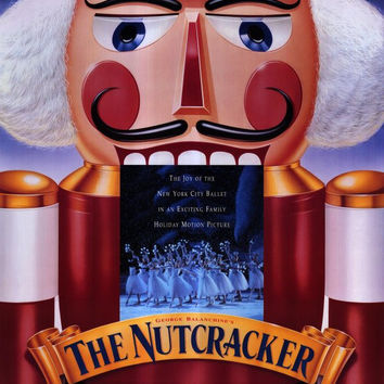 The Nutcracker 11x17 Movie Poster (1994)