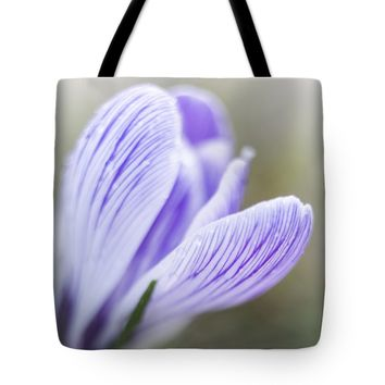 "Dreaming Of Spring Tote Bag 18"" x 18"""