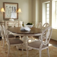 """Tabitha"" Dining Furniture - Horchow"