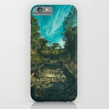 Abandoned iPhone & iPod Case by Mixed Imagery