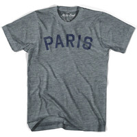 Paris City Vintage T-shirt