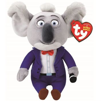 """Pyoopeo Ty Beanie Babies 6"""" 15cm Sing Buster Moon the Koala Plush Stuffed Animal Collectible Doll Toy with Tags"""