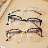 Cheap  Transparent  Spectacle  Frame    fatigue    Glasse