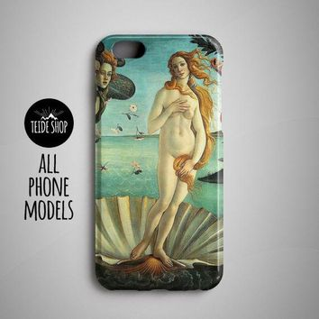 Birth Of Venus Painting Iphone 8 Case