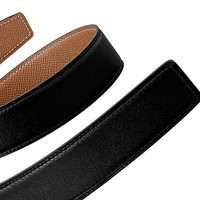 32 mm leather strap & Issassis buckle