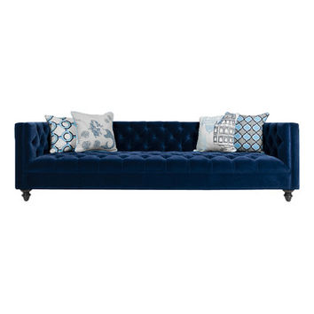 ModShop 007 Navy Sofa & Reviews | Wayfair