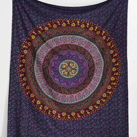 WALL DECOR HIPPIE TAPESTRIES BOHEMIAN MANDALA TAPESTRY WALL HANGING INDIAN THROW