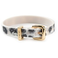 Marc By Marc Jacobs 'Rubber Bandz' printed bracelet