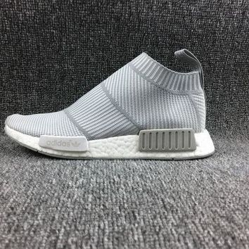 Adidas Boost Nmd Nmd Runner Pk S79150 Women Men Fashion Trending Running Sports Shoes