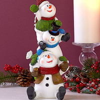Holiday Silly Stacker Figurines