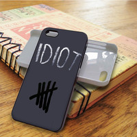 5 Seconds Of Summer Idiot Band Music iPhone 5C Case