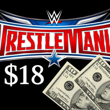 WWE Wrestlemania 32 Live Stream, Matches, Results, Stage: Buy Wrestlemania 32 Tickets, Packages, Parking Tickets!